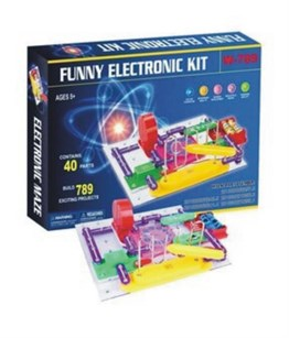 Elektrik Deney Seti ( funny Electronic Kit )